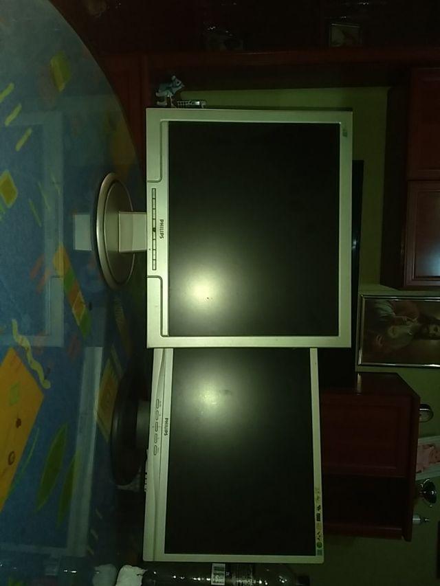 vendo pantalla de ordenador