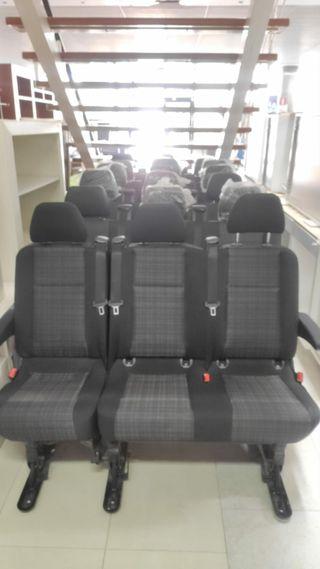 asientos de Mercedes sprinter