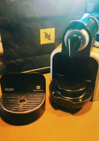 cafetera nespresso de capsulas