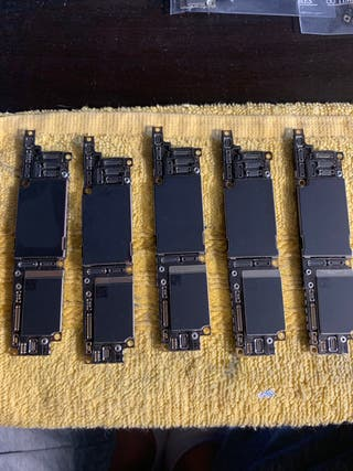 Placa base iPhone para piezas