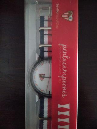 Reloj del Sevilla