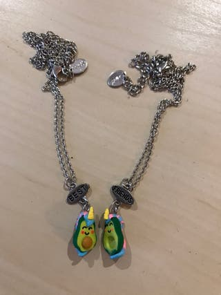 Collares Best friends aguacates
