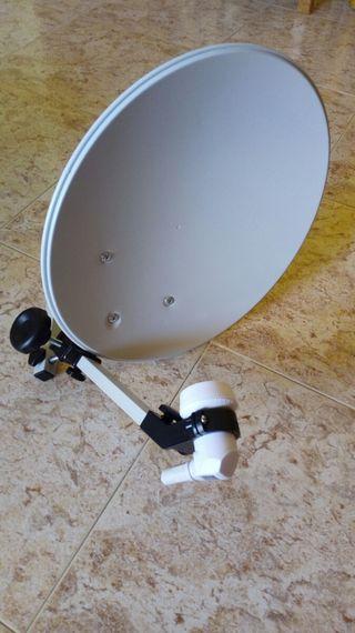 Antena parabólica Megasat