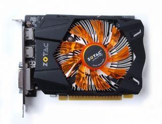 Tarjeta gráfica Nvidia, Zotac 650 GTX