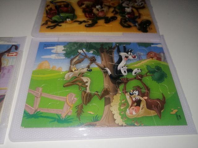 Looney toones puzzles