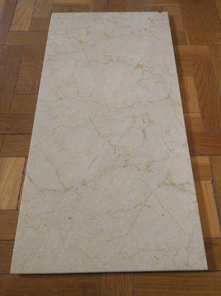 Placa marmol