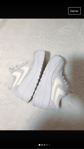 Sneakers Go sexy ice white