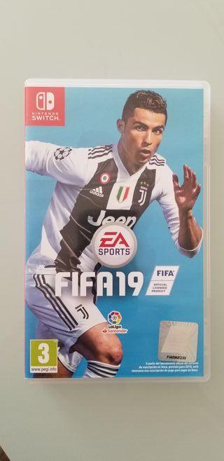 FIFA19 NINTENDO SWITCH