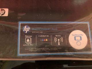 Impresora hp photosmart Plus B209 con wifi