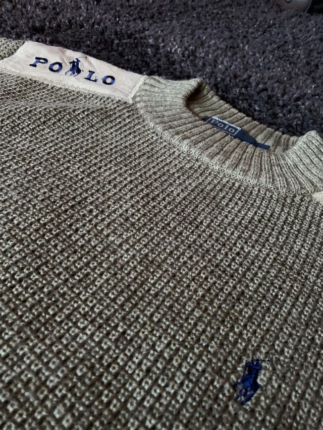 Jersey vintage Polo Ralph Lauren