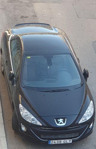 descapotable(cabrio)Peugeot 308 cc 2009