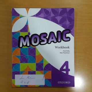 OXFORD WorkBook 4ESO libro de inglés