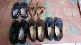 zapatos de niño de vestir