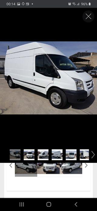 man and van pick-up and drop-off