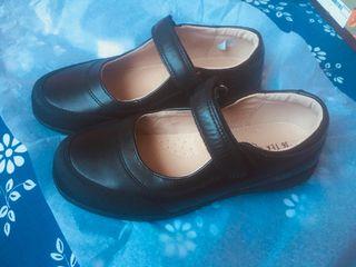 Zapatos escolares niña talla 36