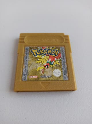 Pokémon Edición Oro (Game boy)