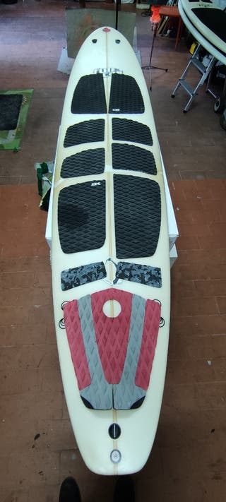 tabla surf Malibú mini longboard Full&cas