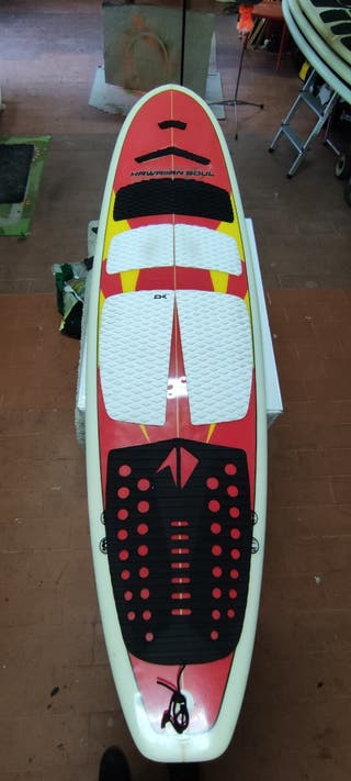 tabla surf Malibú mini longboard hawaian Sould