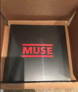 Origin of Muse, box coleccionista