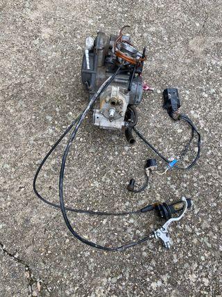 Motor suzuki Rm 125 2000