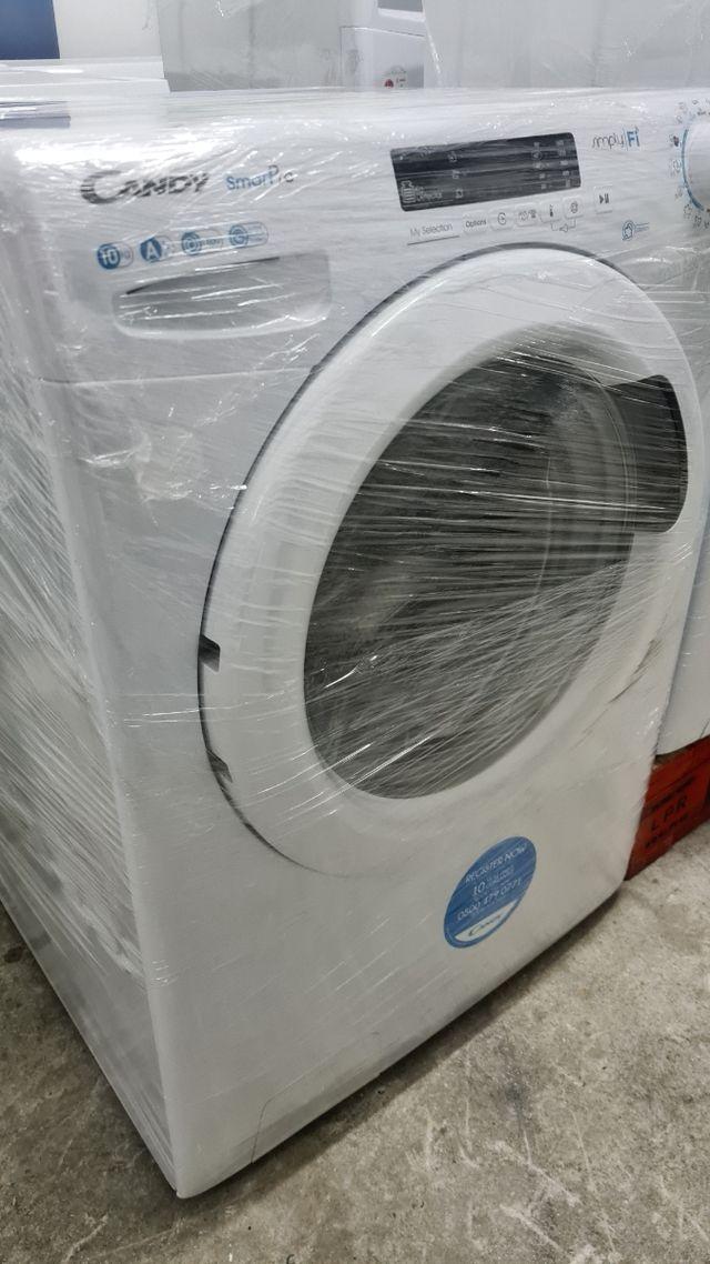lavadora 10 kg candy