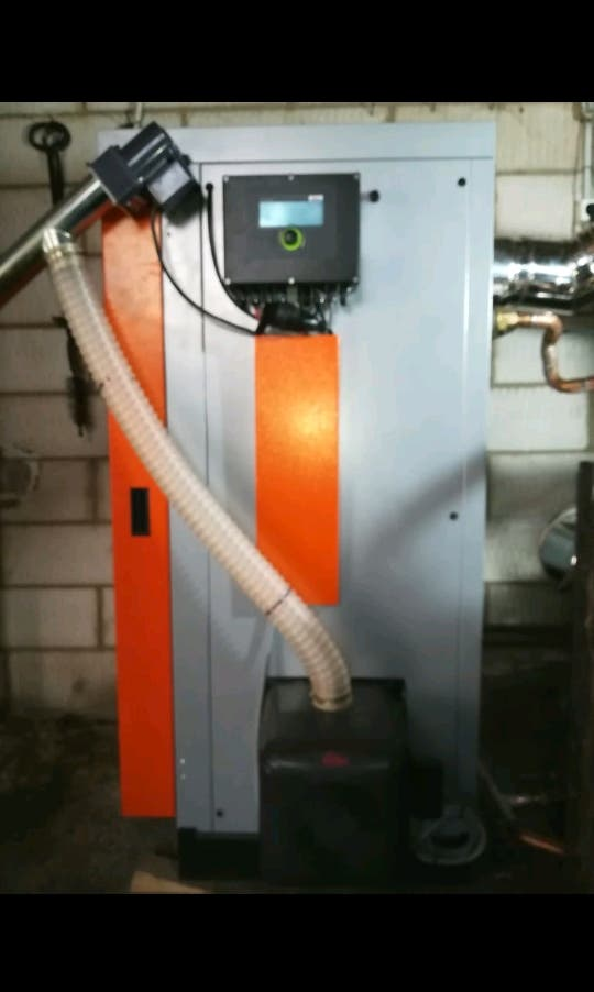 Calderas biomasa