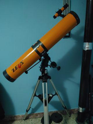 telescopio zeus