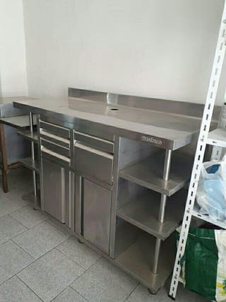 Mueble cafetero 1.50 cm