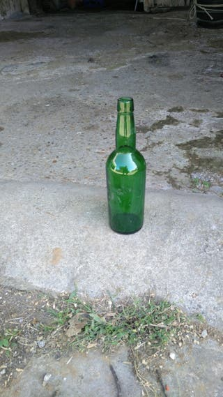 Botellas de sidra