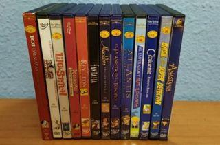 Disney DVD Películas