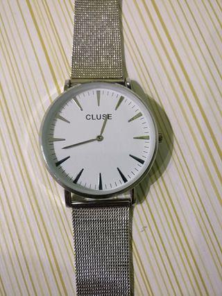Reloj Cluse plata
