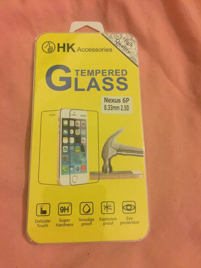Tempered glass nexus 6p