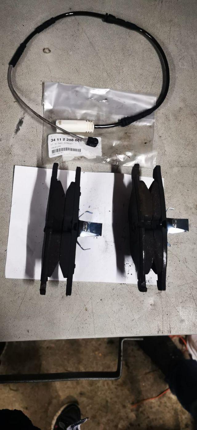 Pastillas de freno bmw e90 91 92