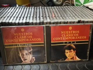 Colección CDs Nuestros clásicos contemporáneos