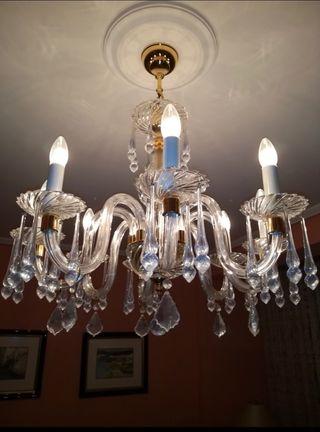 Lámpara Swarovsky