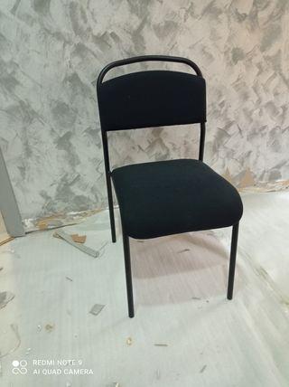 12 sillas de oficina a 18€/u