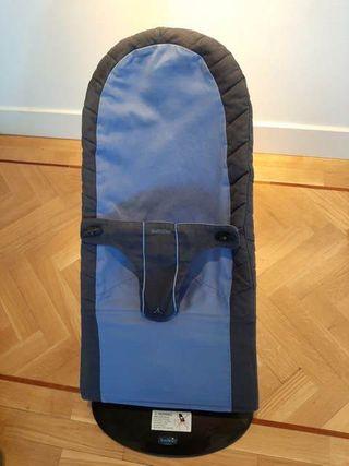 Hamaca bebe Babybjorn y regalo cuna de viaje