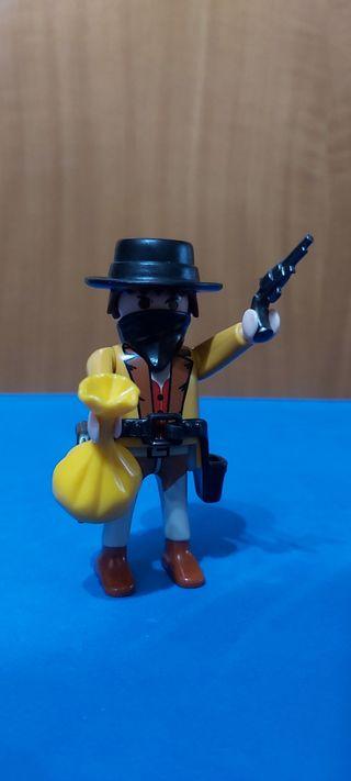 Playmobil Bandido Oeste