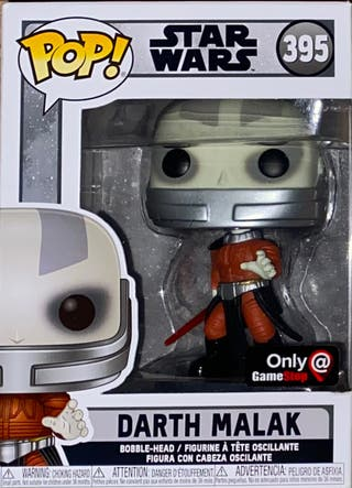 Funko Pop Star Wars Darth Malak 395