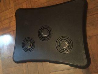 Ventilador refrigerador Ordenador portátil