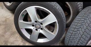 Llantas Mercedes 17 Pulgadas / Neumaticos 90%