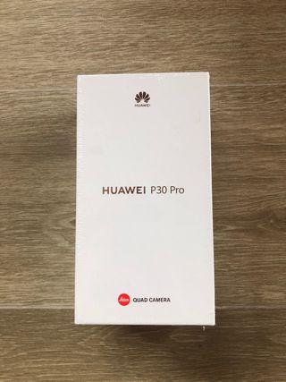 HUAWEI P30 PRO 256GB BLACK PRECINTADO CON FACTURA