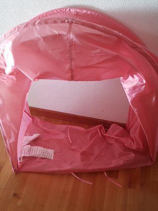 SUFFLETT de IKEA Dosel / Capota cama niña