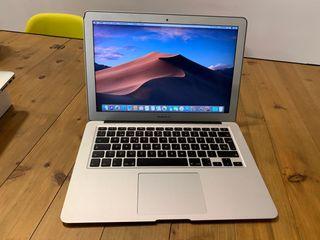 MacBook Air 13 i5 4GB SSD 128GB año 2013