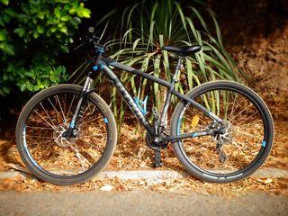 Bicicleta de montaña B-Twin Rockrider 520