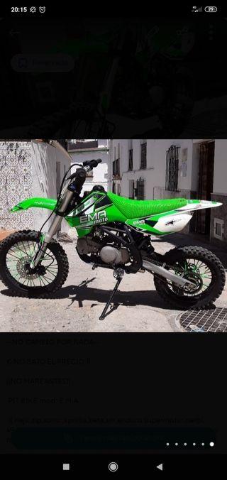 Cross 125cc 4T. NUEVA !!
