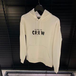 Balenciaga crew hoodie