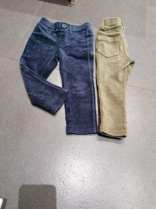 pantalón niño o niña. 2 años