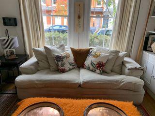 Big and super comfortable sofa
