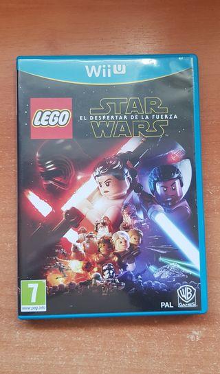 Videojuego LEGO Star Wars Wii U